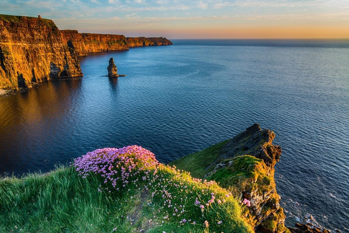 Cliffs of Moher & Galway City Day Tour